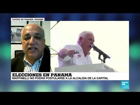 """Luis Eduardo Camacho: """"no podemos esperar justicia electoral"""" para Martinelli"""