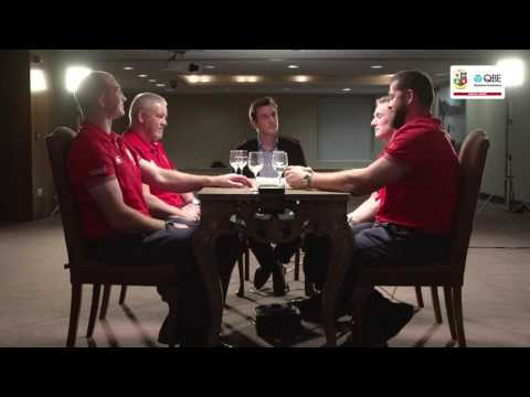 QBE & The British & Irish Lions: Discussing the Team Behind The Team