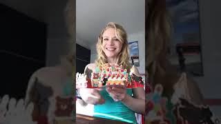 Facebook Live Virgin - inspired by Grandma Turning 100