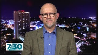 Republican strategist Rick Wilson on why Donald Trump sacked John Bolton | 7.30