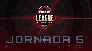 Free Fire League 2020 | Jornada 5