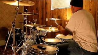 Black Eyed Peas,The Time,Dirty Bit Drum Cover