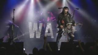 W.A.S.P. - Inside the Electric Circus  (Live at the Key Club, L.A., 2000) 720p HD