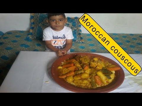moroccan-couscous-step-by-step-/couscous-marocain-Étape-par-étape