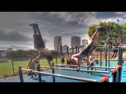 Street workout park 13eme