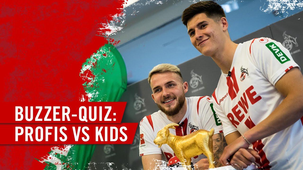 Wer gewinnt? Jannes Horn und Sava-Arangel Cestic oder die Kids | Das große Quiz der DEVK