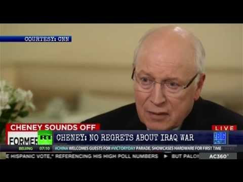 "Col. Wilkerson: ""Dick Cheney Should Be In Jail For War Crimes!"""