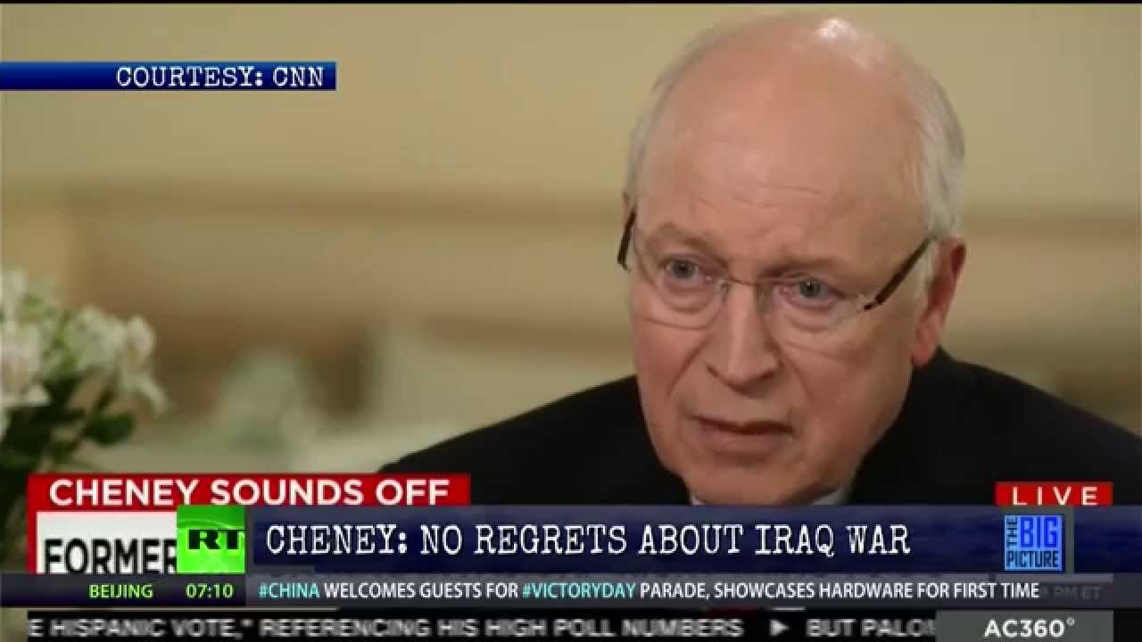 Information on dick cheney that's
