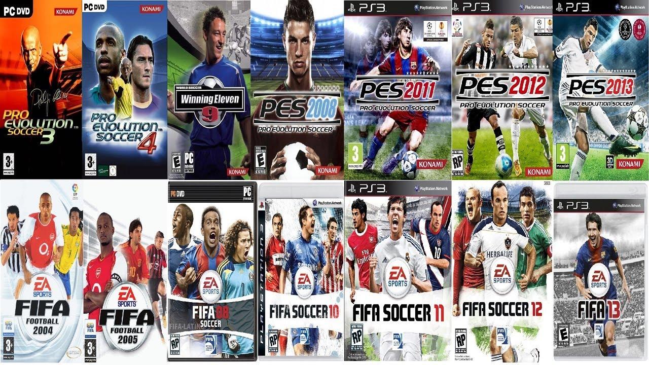 FIFA 94 vs PES 2001  Pes 2001