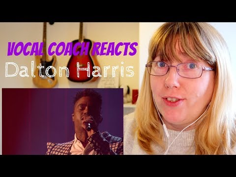 Vocal Coach Reacts to Dalton Harris 'Song For You' Final - The X Factor UK 2018