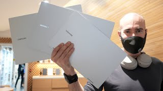 Samsung Galaxy Book vs Pro vs Pro 360 | 2021 Laptops Compared