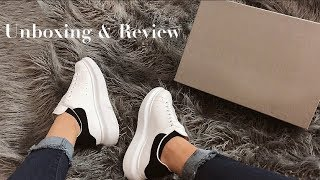 ALEXANDER McQUEEN SNEAKER REVIEW   Are they worth the hype?