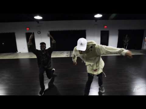 Tony Braxton - Just Be A Man About It - Choreo by Daquan Williams Ft. Marlee Hightower