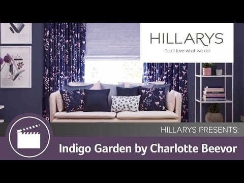 The Indigo Garden Collection by Charlotte Beevor