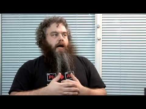 Patrick Rothfuss gives us some spoilers about the final Kingkiller Chronicle novel!