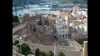 Картахена(Древний испанский город. Отсюда Ганнибал выступил с войском громить Рим. Множество замечательных памятник..., 2012-08-26T20:19:08.000Z)