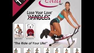 Тренажер для талии и живота Ab Circle Pro