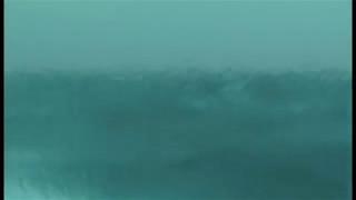 1 Stunde Sturm auf Hoher See | Regen mit White Noise |