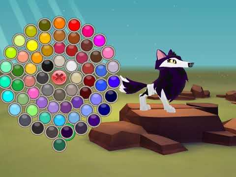 How to get 5 secret colors on AJPW! | AJPW