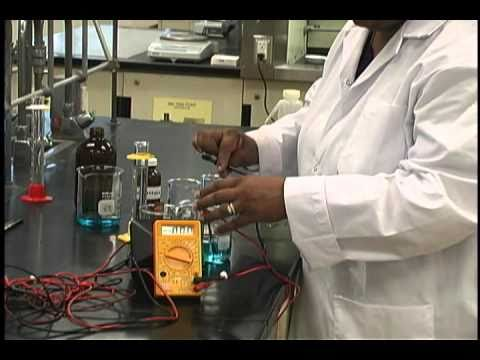 Electrochemistry: Galvanic cells and Electroplating
