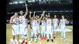 Türkiye - Karadağ Maç Özeti