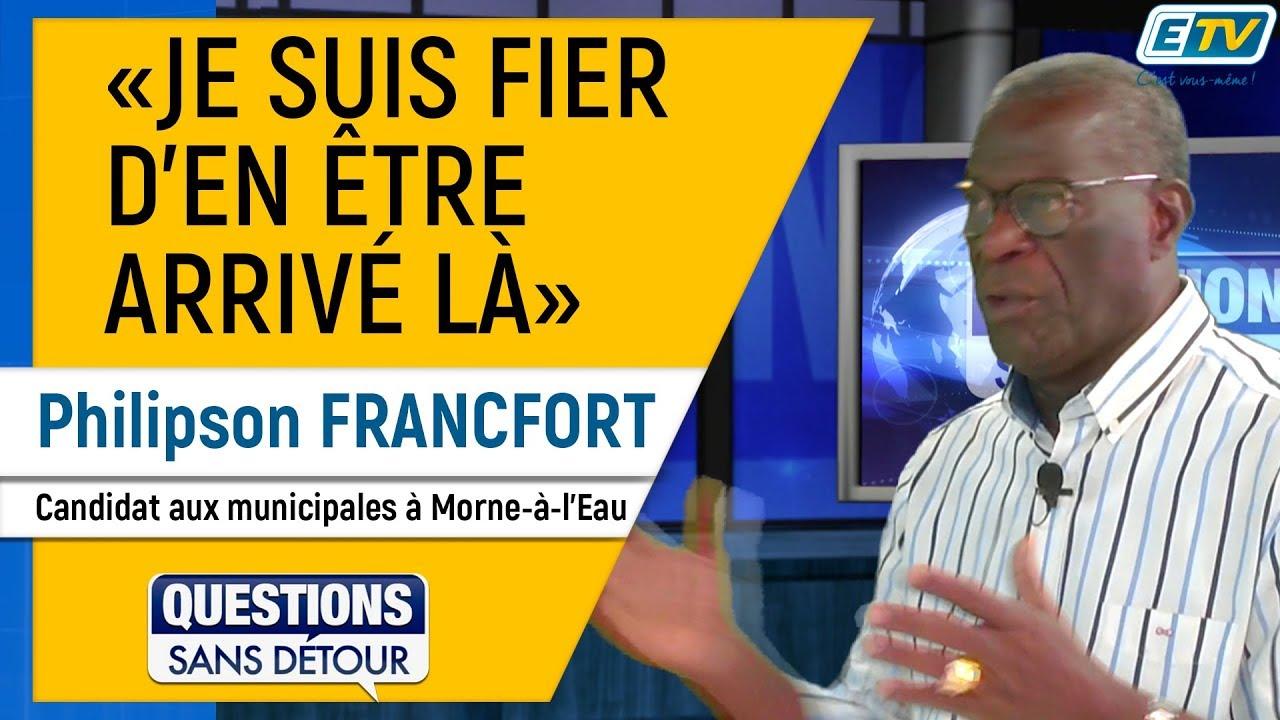 Questions Sans Détour avec Philipson FRANCFORT