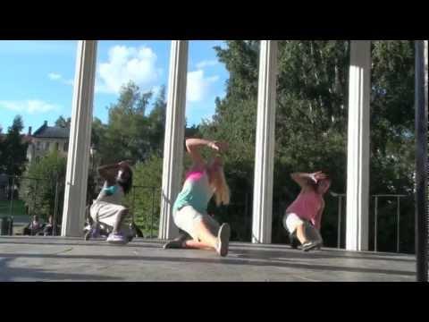 Peter Hadar  Your body Choreo  Christina Lbach Dancing  FREE MOTIONS CREW