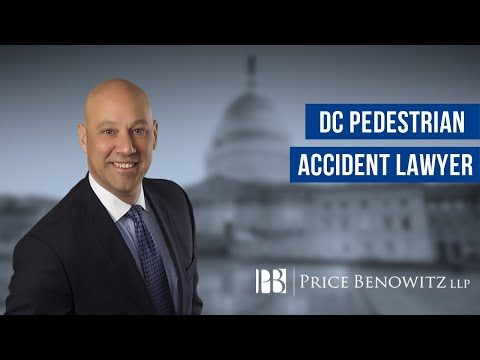 DC Pedestrian Accident Lawyer | Pedestrian Accident Attorney in DC | John Yannone