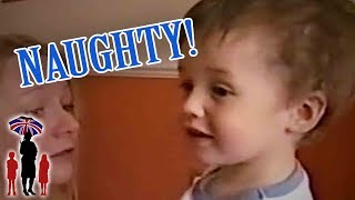 Supernanny | Angry Toddler Attacks Baby Brother