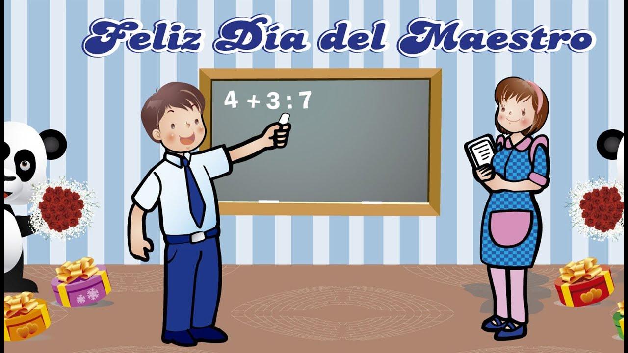 Frases Para el Dia del Maestro Cortas y Bonitas, Feliz Dia del ...