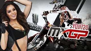 Zagrajmy w MXGP - The Official Motocross Videogame - Polski Gameplay