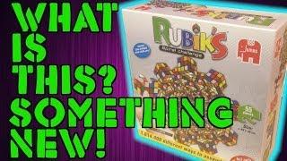 Rubik's Jigsaw Puzzle