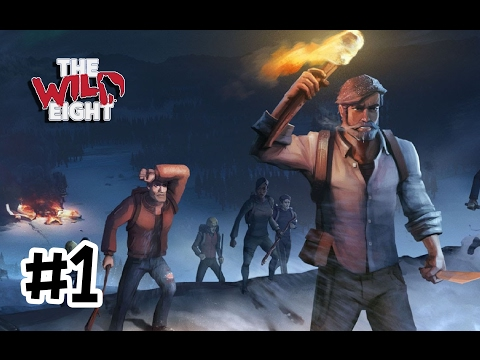 The Wild Eight[Thai] #1 เอาชีวิตรอดในคืนหนาว