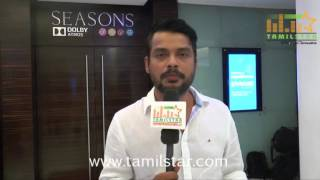 Anthony At Oru Naal Iravil Special Screening