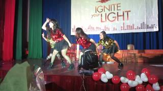[MUSIC BANQUET 2015] - EFA DANCE - Cheri Cheri Lady