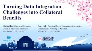 Turning Data Integration Challenges into Collateral Benefits