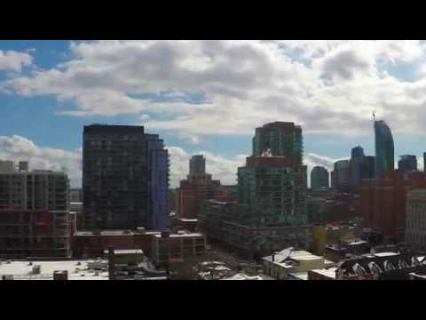 Work and Live in Toronto Canada