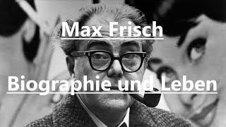 Uber Max Frisch Max Frisch Archiv An Der