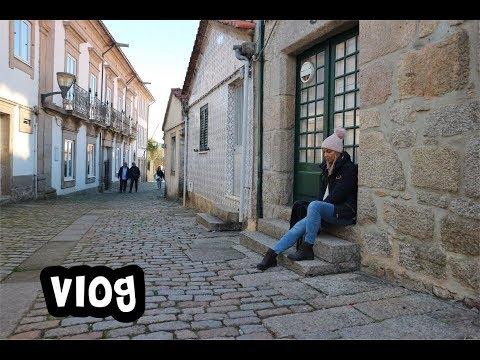 Vlog: Vila Nova de Cerveira (Portugal) + Vigo (Espanha)