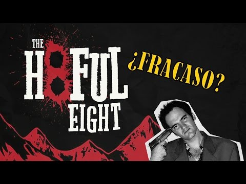 Crítica The Hateful 8 (Los Odiosos 8)