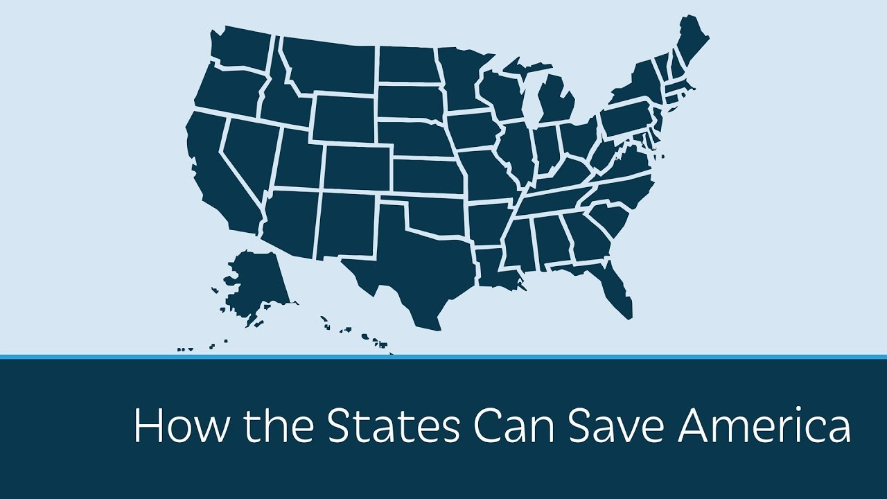 How the States Can Save America