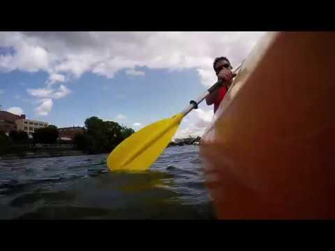 Kayaking at Georgetown Waterfront
