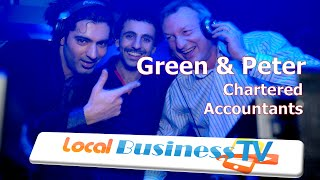 Local Business TV - Green and Peter | Creative Chartered Accountants in North London