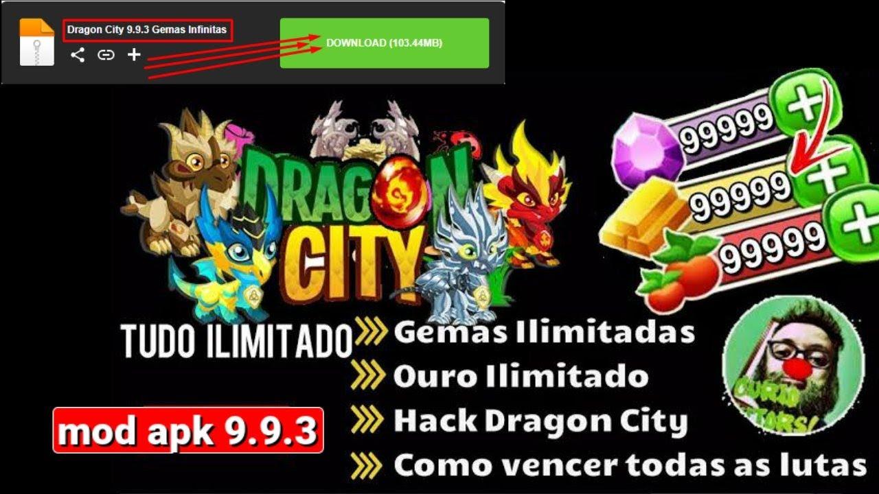 Dragon City Apk Mod 10 6 One Hit Kill