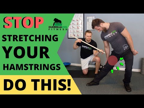 DANGERS of Stretching