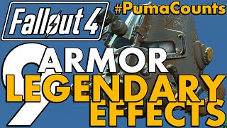 Top 9 Best Legendary and Unique Armor and Apparel Effects in Fallout 4 PumaCounts thumbnail