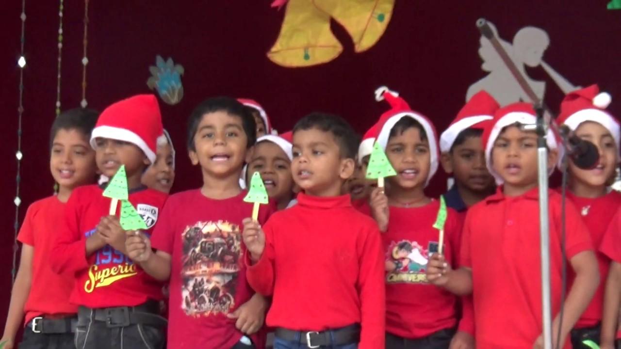 Jingle Bells, Jingle Bells, Jingle All The Way Christmas Song - YouTube