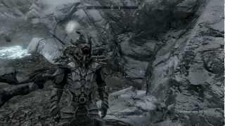 TES 5: Skyrim #Dragonborn - Сталгримовый лук великого хаоса