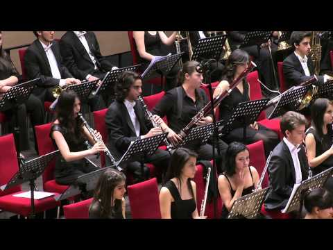 AGSO (Ankara Gençlik Senfoni Orkestrası) Tchaikovsky Romeo & Juliet Fantasy Overture