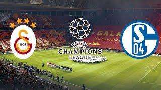 Galatasaray - Schalke 04 Maçı Canlı İzle (Maç Hangi Kanalda?)